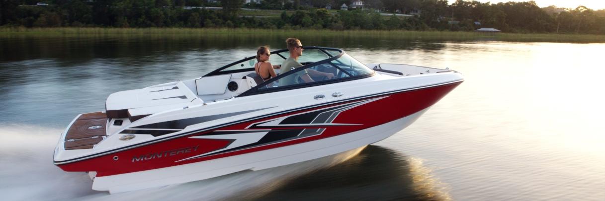 Ontario Monterey Boat Dealer Monterey Boats For Sale Ontario
